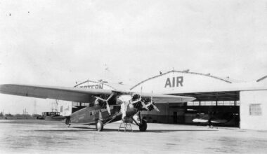Western Air Express Fokker F.10