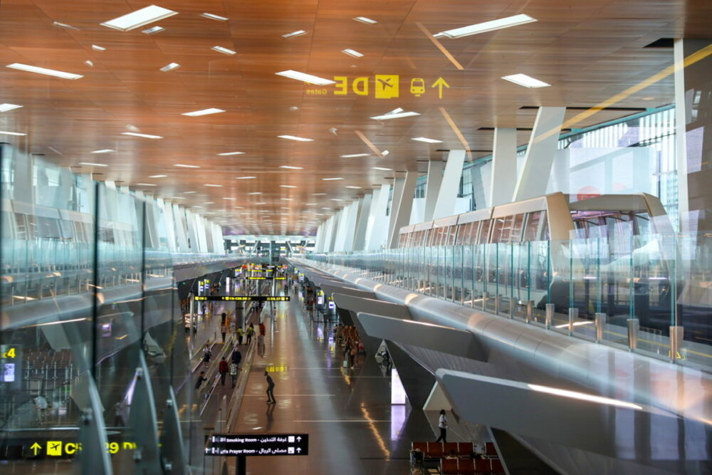 Hamad International Airport Safety
