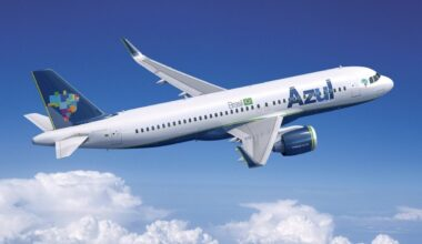 Airbus A320neo Azul
