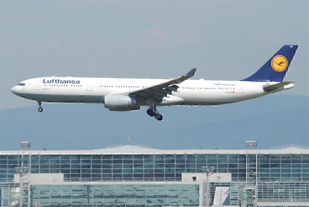 D-AIKB Lufthansa
