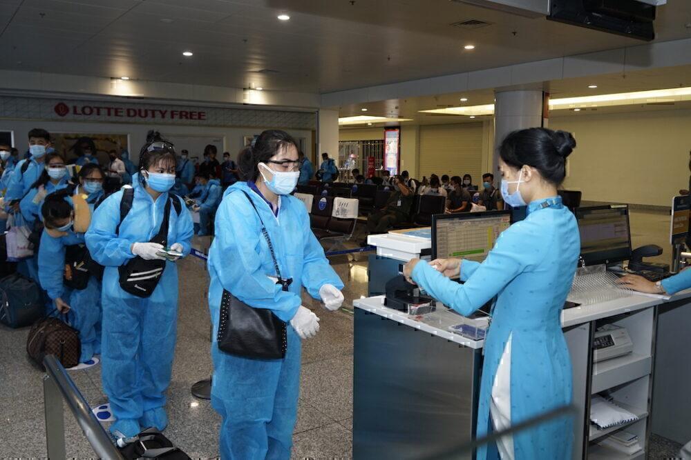 Passengers VNA310