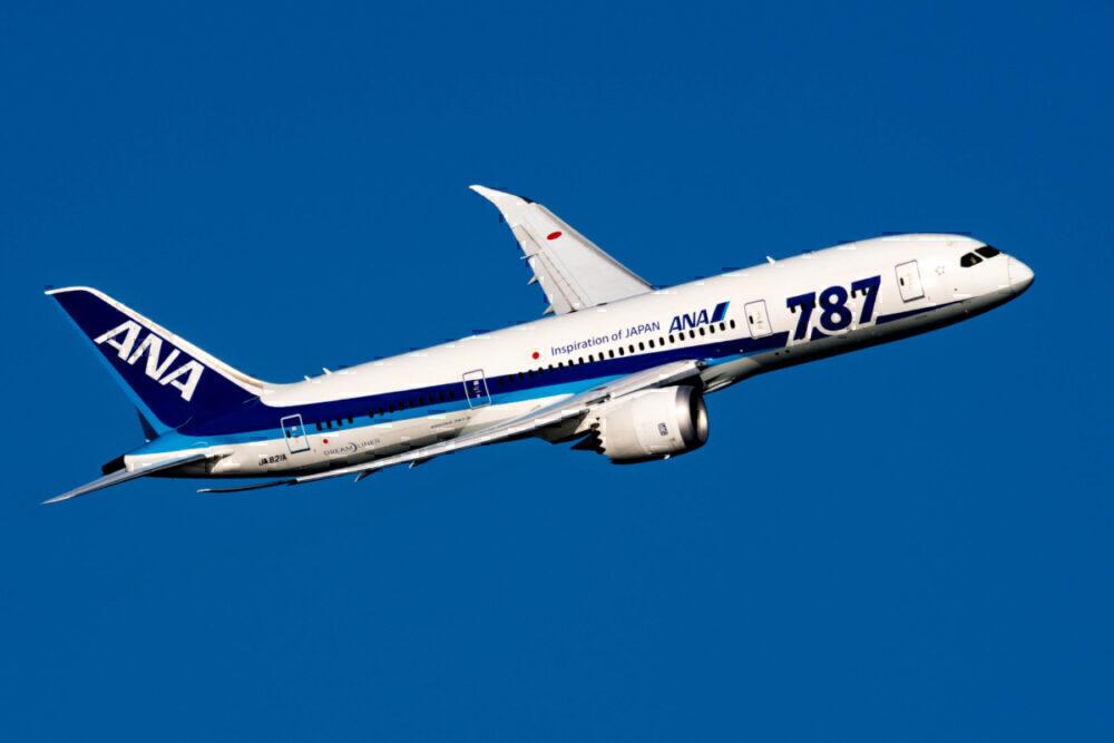 787-8 ANA