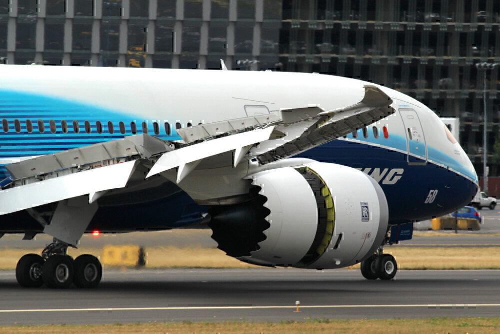 787 Boeing