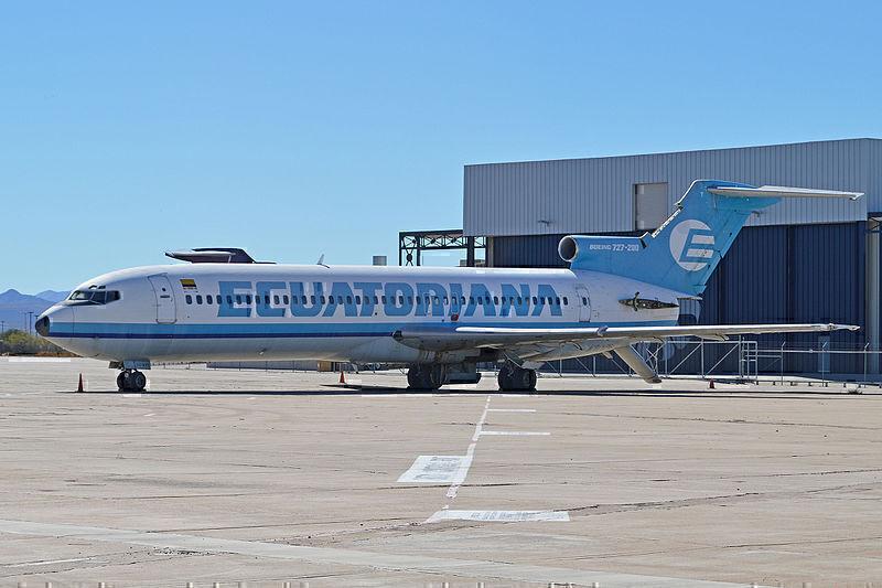 Ecuatoriana de Aviación
