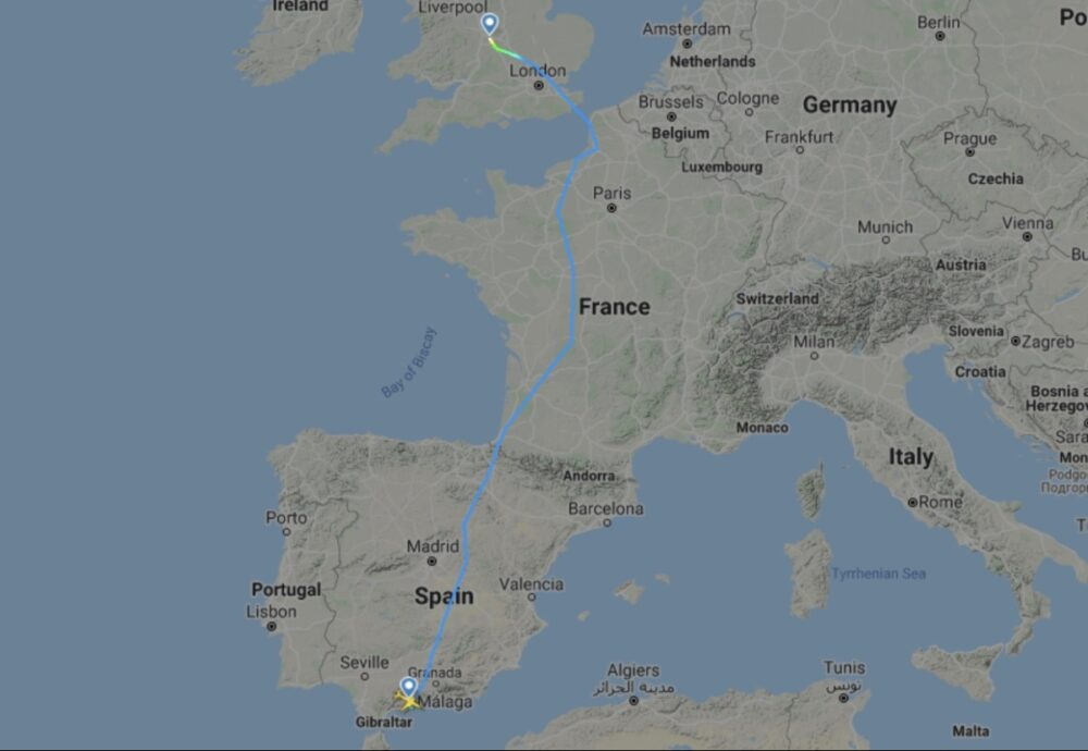 FlightRadar24.com 737