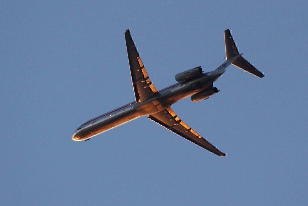 MD-80 Mad Dog
