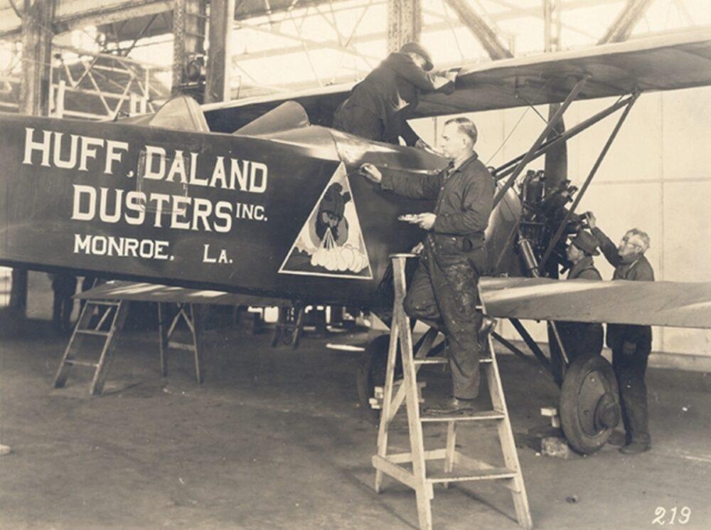 Huff Daland Aircraft