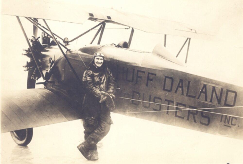 Huff Daland Plane