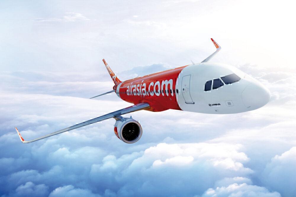 airAsia A320 Super App
