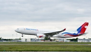 Airbus A330-200 nepal