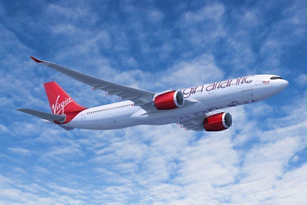 Virgin Atlantic, Fleet, History