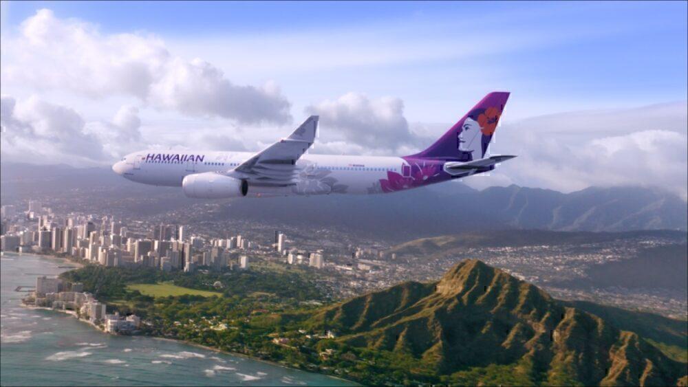 Hawaiian Airlines COVID-19 testing