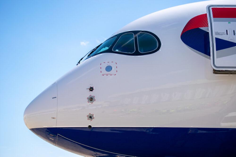 British Airways, Airbus A350, G-XWBG
