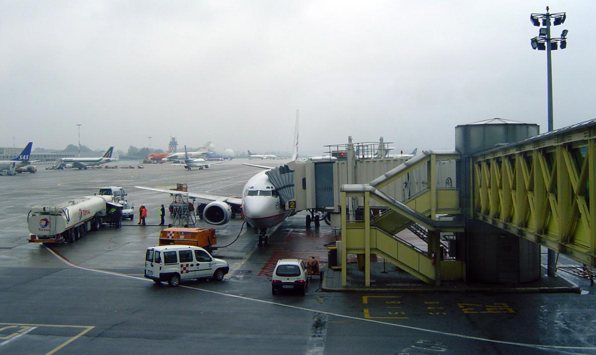 Milan Malpensa Airport (MXP)