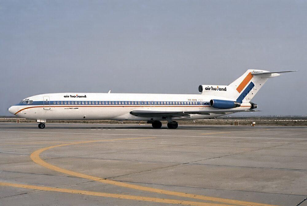 Air Holland 727
