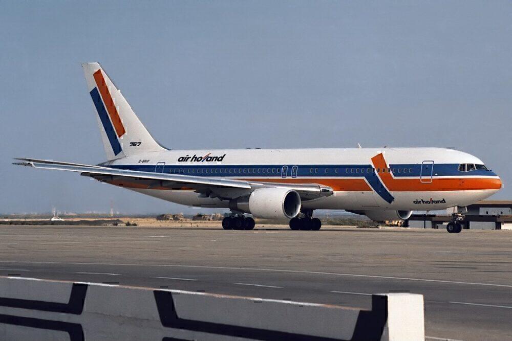 Air Holland 767