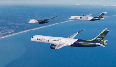 Airbus zero emissions aircraft