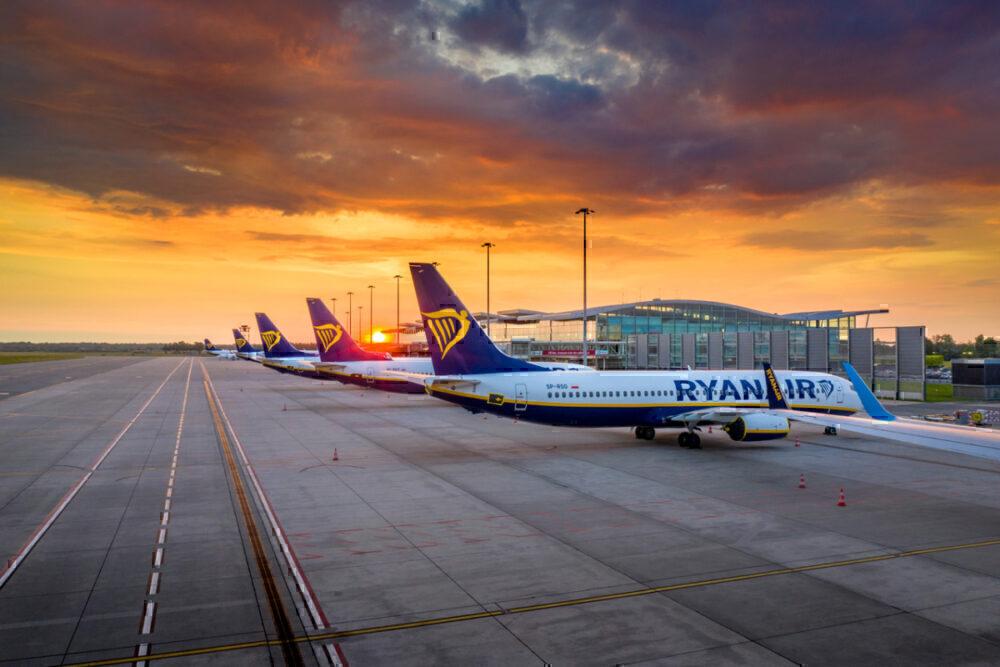 Ryanair, Recovery, Passenger Numbers