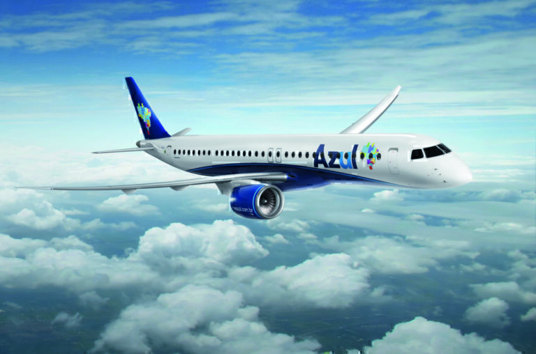 1 Year Of Flying The E195-E2 – How Has The Plane Helped Azul?