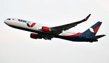 Azur_Air,_VQ-BEN,_Boeing_767-33A_ER_(49560895273)