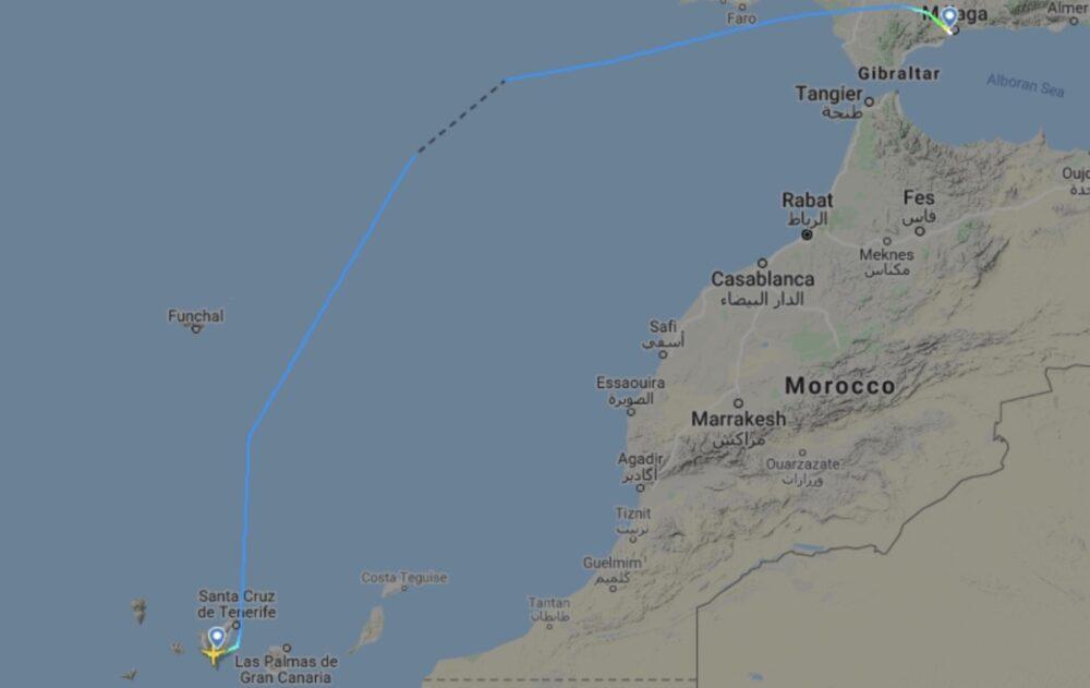 Boeing 737 MAX FlightRadar24.com