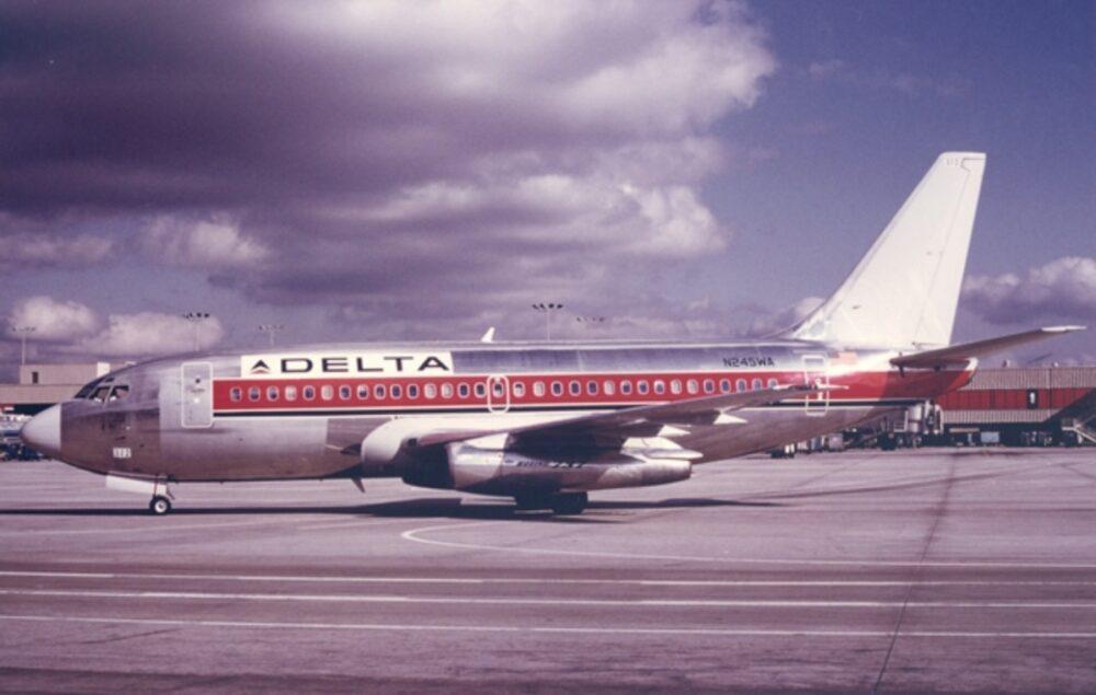 Delta Boeing