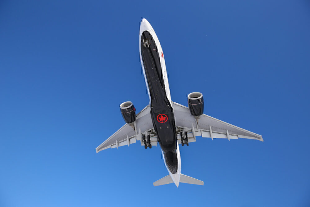Air Canada, Toronto Airport, COVID-19 Tests