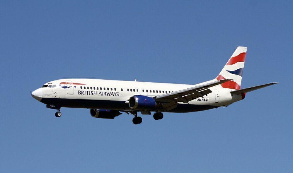BA Comair 737