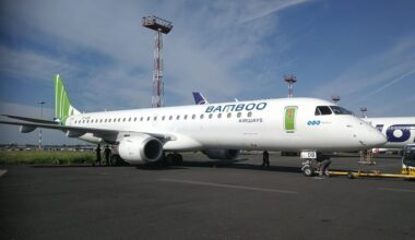 Bamboo Airways E195