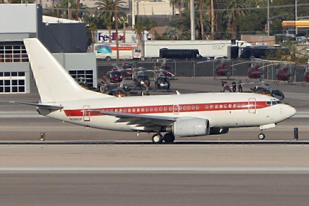 737-600, Janet