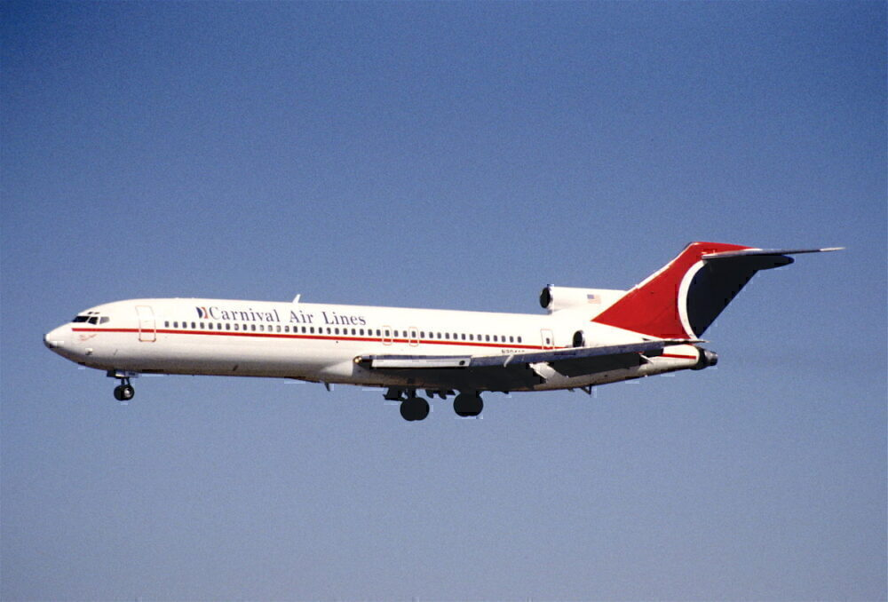 Carnival Air Lines 727