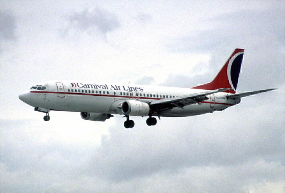 Carnival 737