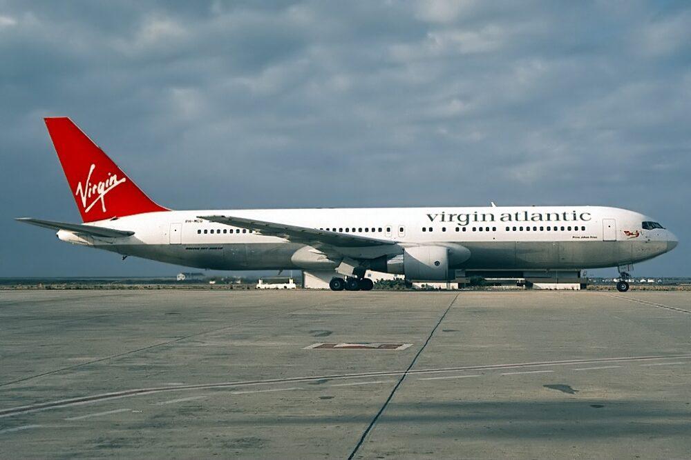 Virgin Atlantic 767
