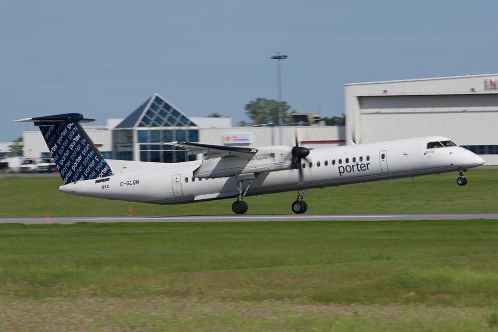 Porter Airlines Jet