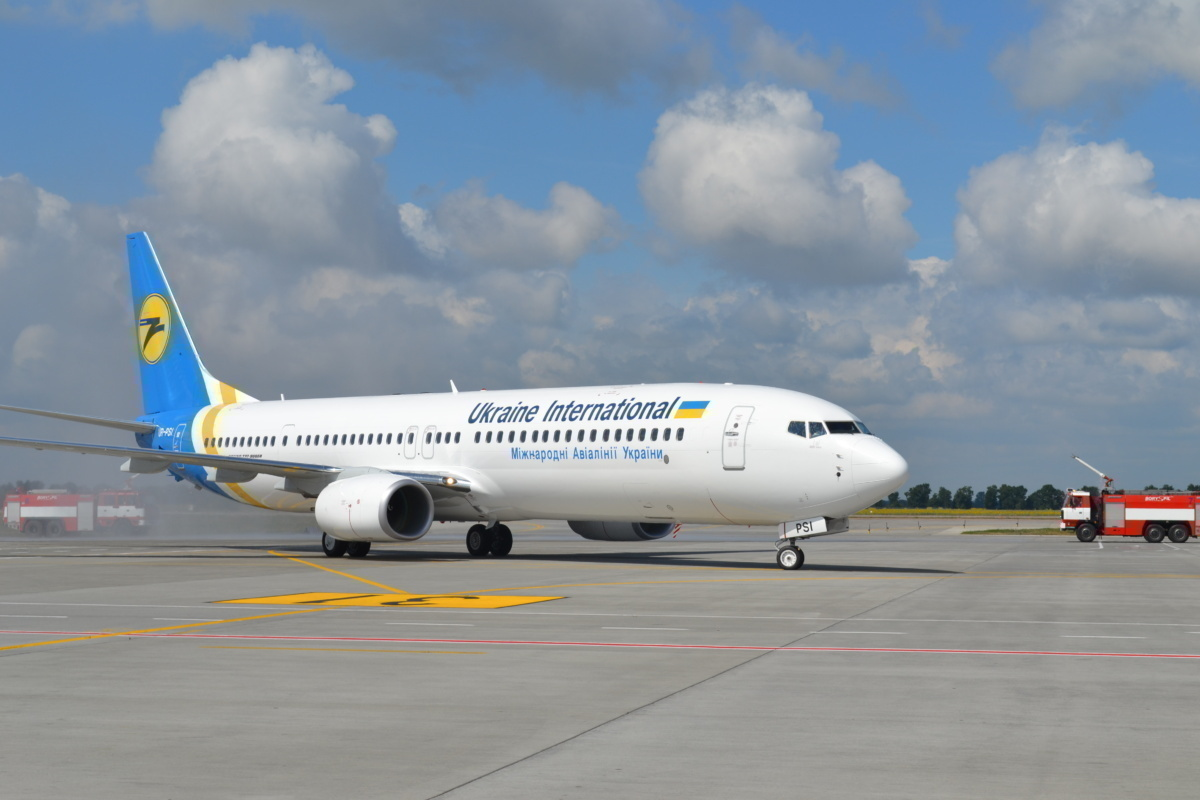 Ukrainian International Airlines (UIA)