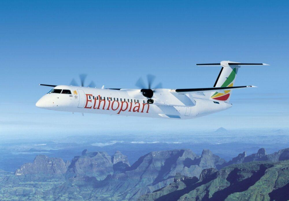 Ethiopian Dash 8
