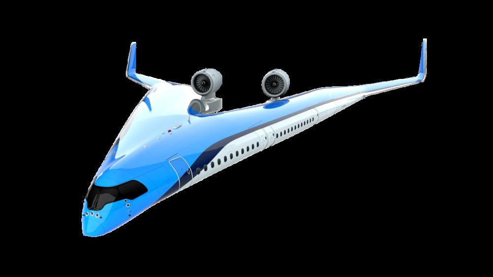 Edwin Wallet FlyingV_Isometric
