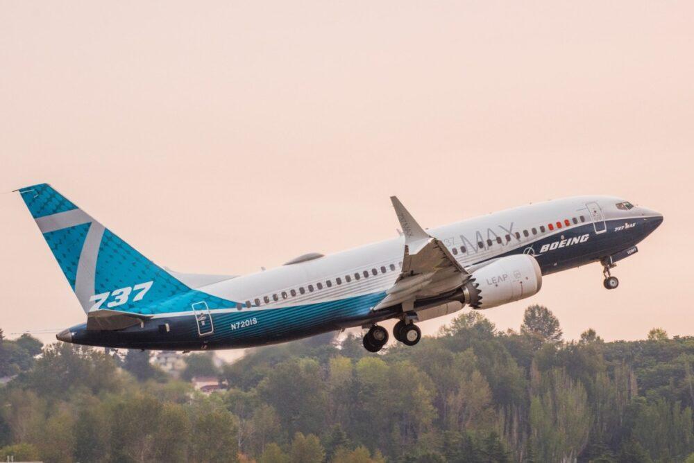 MAX flight
