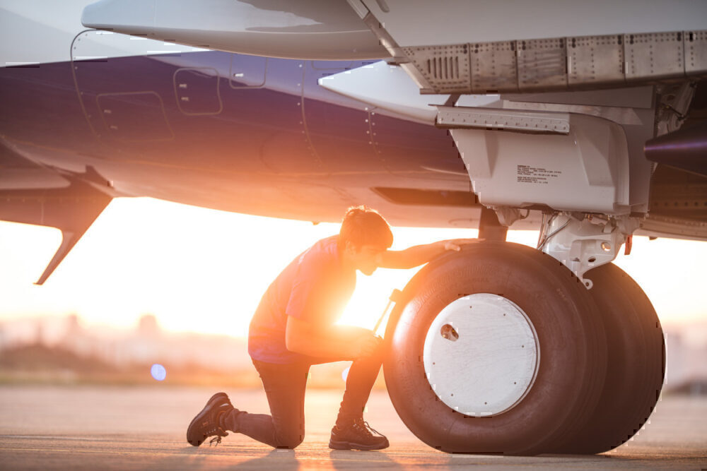 Embraer workers