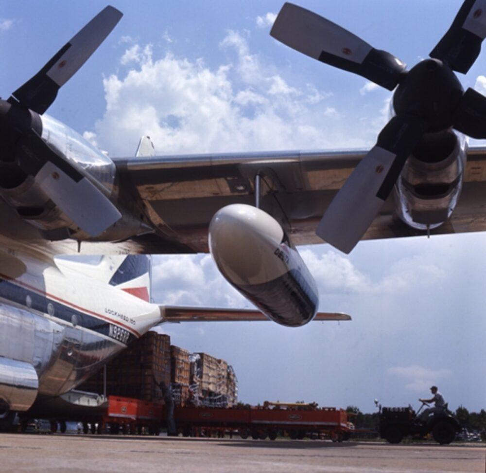 Delta Lockheed L-100
