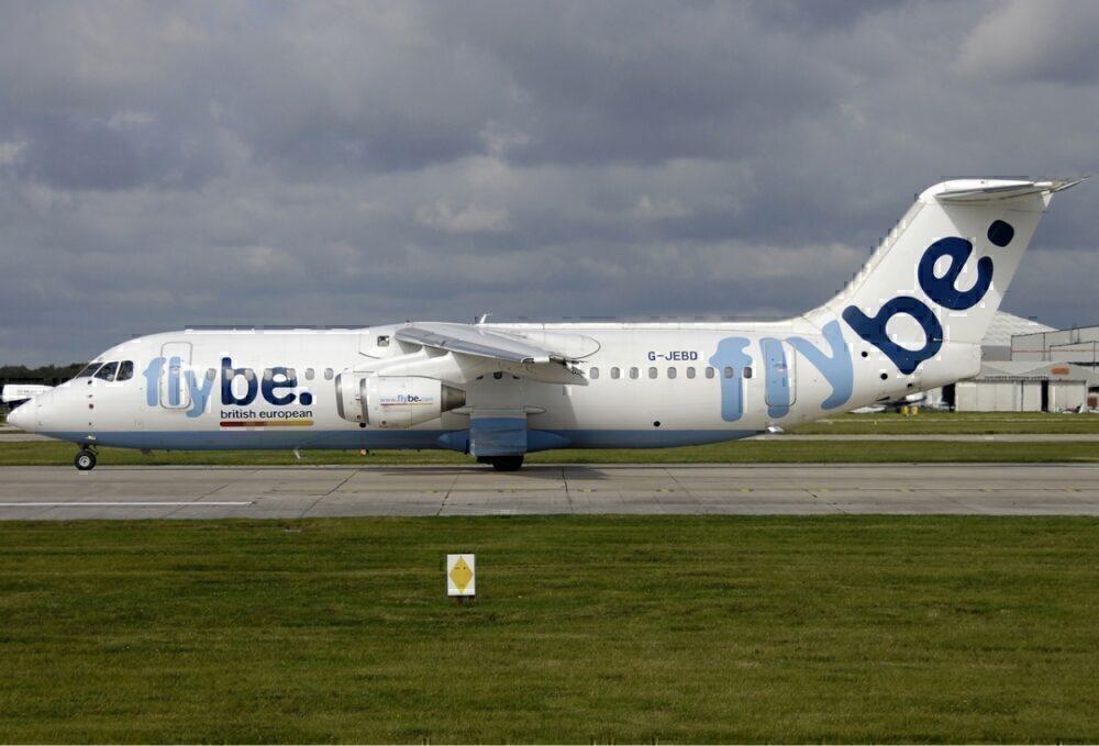bae146 flybe