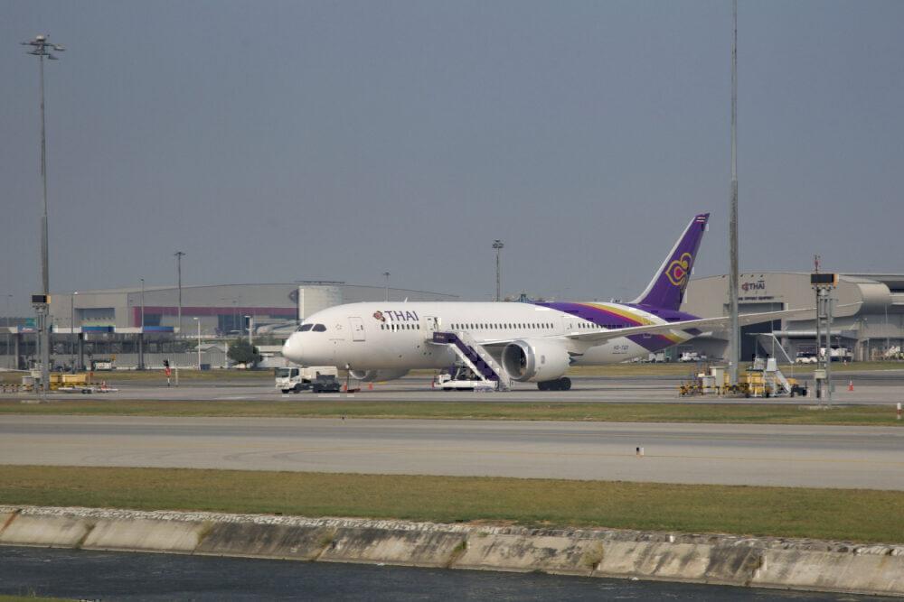 Thai 787 Getty