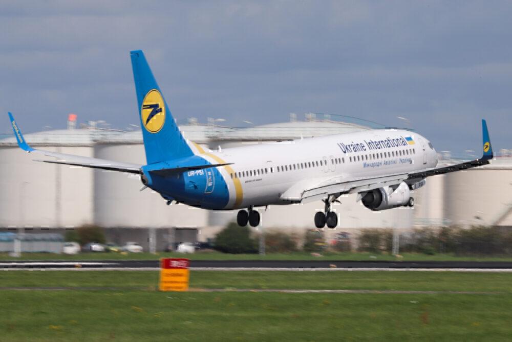 Boeing 737-900ER UIA Ukraine