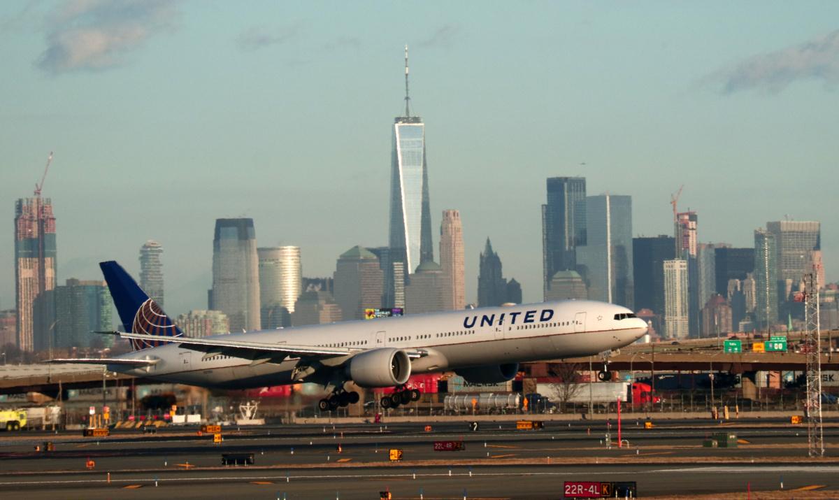 United Newark Getty