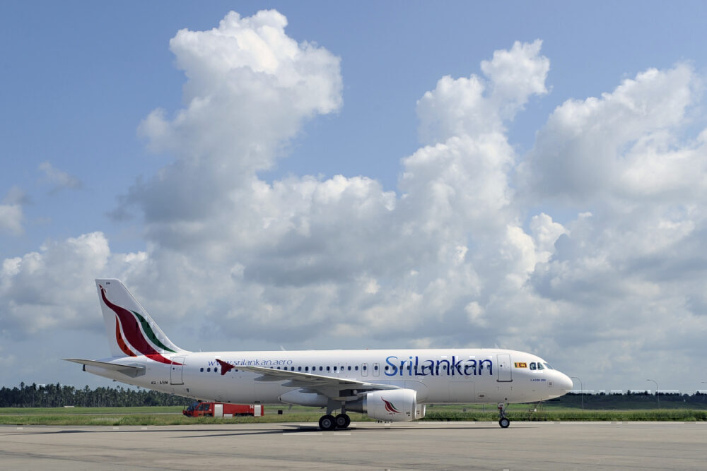 SriLankan airlines Getty Images