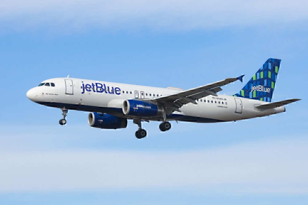 JetBlue Getty