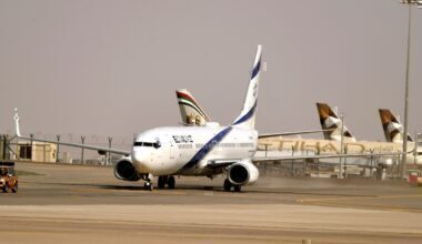 El Al at Abu Dhabi