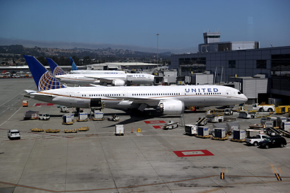 United Planes Getty