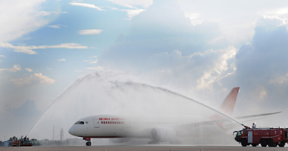 Air India Boeing 787 Dreamliner