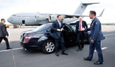 Tony Abbott Getty